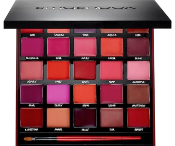 Smashbox For 25 Years Our Lips Have Been Sealed Palette