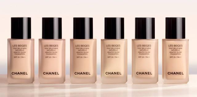Chanel-2016-Les-Beiges-Foundation-1