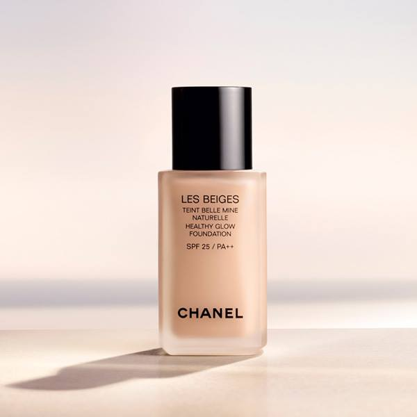 chanel les beiges healthy glow foundation spring 2016 beauty trends and latest makeup. Black Bedroom Furniture Sets. Home Design Ideas