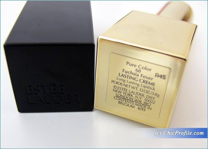 Estee-Lauder-Pure-Color-Fuchsia-Fever-Lipstick-Review-2