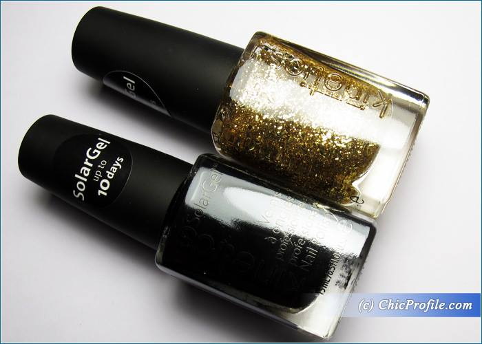 Kinetics-Solar-Gel-Jet-Black-Goldy-Nail-Polish