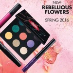 Make Up for Ever Rebellious Flowers Palette Spring 2016