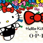 OPI Hello Kitty Spring 2016 Collection