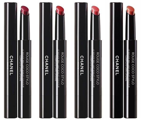 Chanel-Rouge-Coco-Stylo-Collection