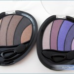 Deborah Smokey Eye Palette and Absolute Lasting Lipstick