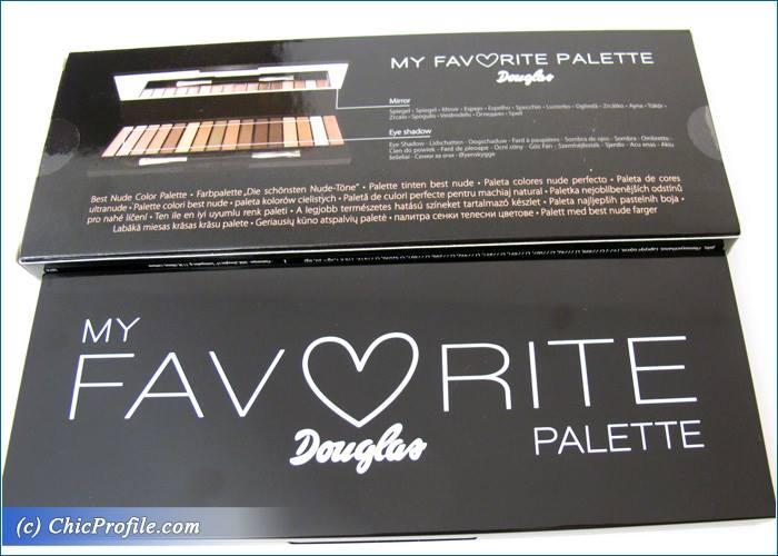 Douglas-My-Favorite-Palette