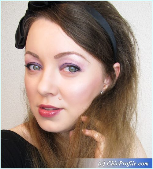 Estee-Lauder-Steel-Orchid-Makeup