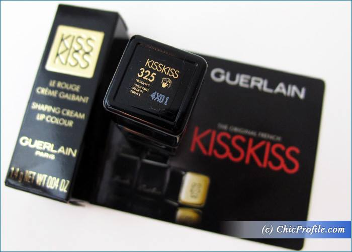 Guerlain-Kiss-Kiss-325-Lipstick-Review