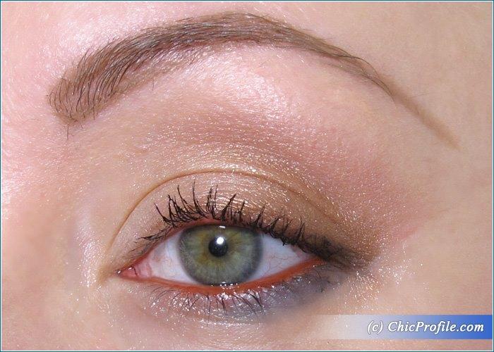 Lancome Nuit Mordoree Makeup Tutorial