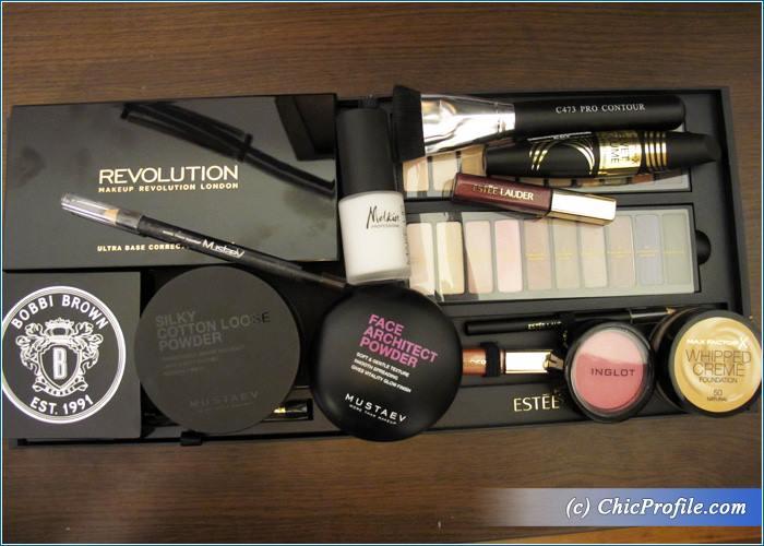 Makeup-Estee-Lauder-Bobbi-Brown-MustaeV-Melkior-Makeup-Revolution-2016