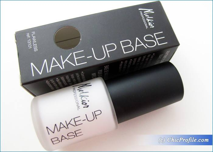 Melkior-Flawless-Make-Up-Base-Review