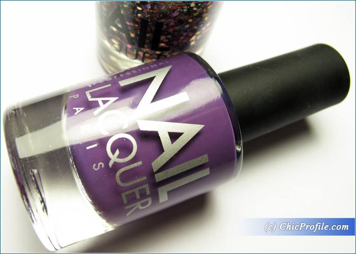 Melkior Purple Rain and Twinkle Nail Polishes Review, Swatches ...