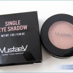 MustaeV Pink Mist Eyeshadow Review, Swatches, Photos