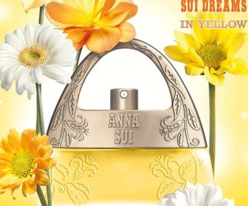 Anna Sui Dreams in Yellow Fragrance 2016