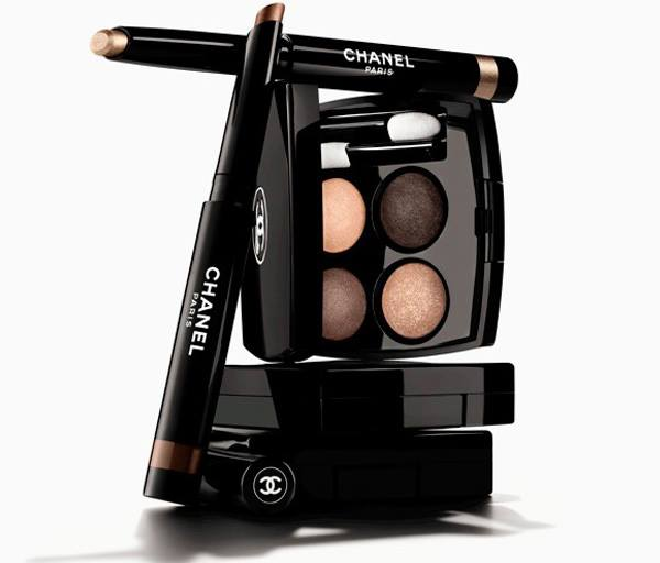 chanel eyes makeup summer 2016 collection beauty trends