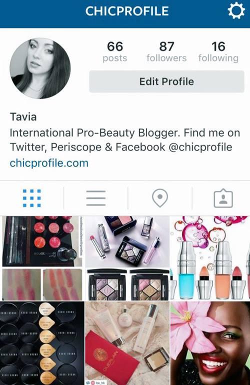 Chicprofile-Instagram