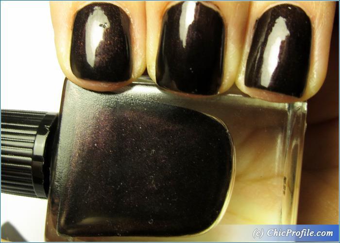 8fd22bab7ea Guerlain La Petite Robe Noire Black Perfecto Nail Enamel Review ...