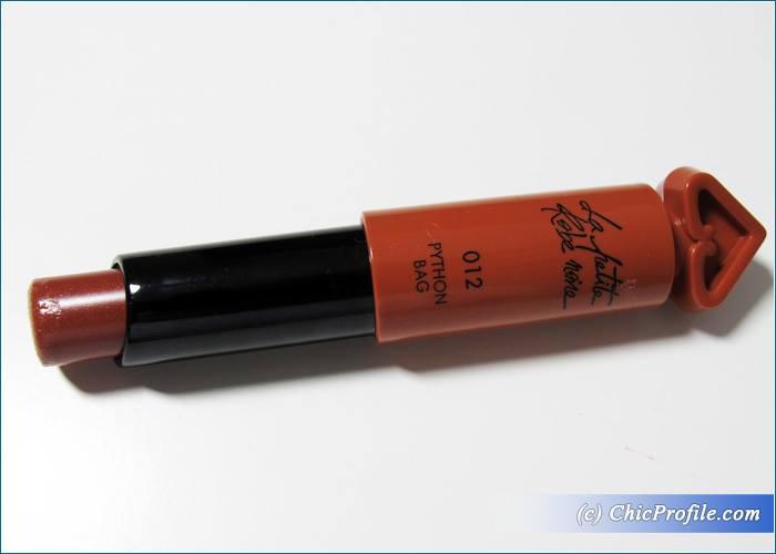 Guerlain-La-Petite-Robe-Noire-Lipstick-Python-Bag-Review