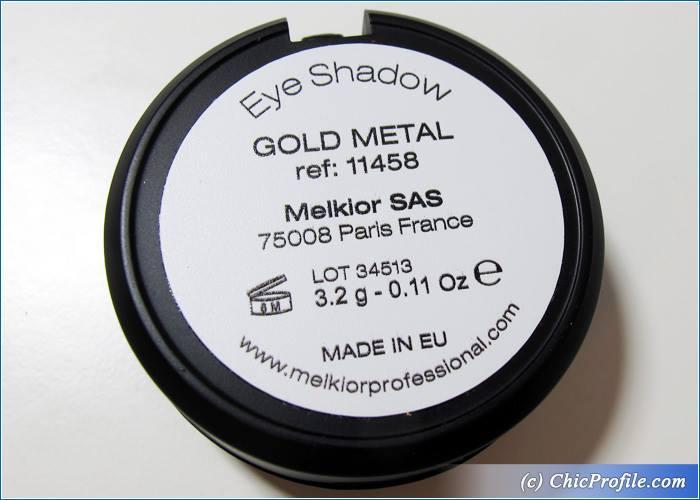 Melkior-Gold-Metal-Eyeshadow-Review-2