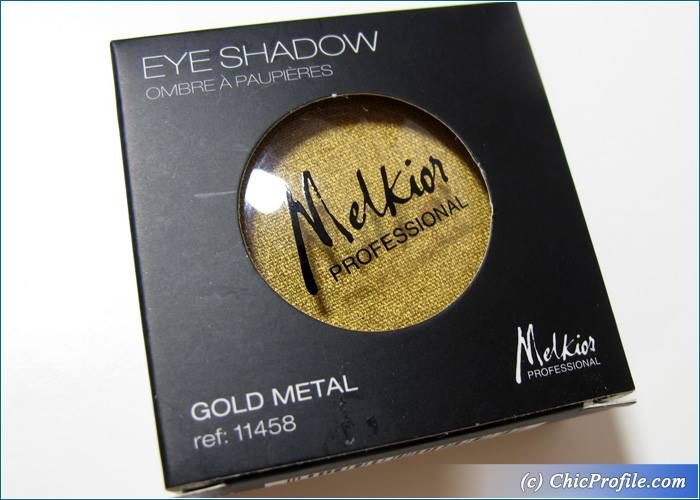 Melkior-Gold-Metal-Eyeshadow-Review