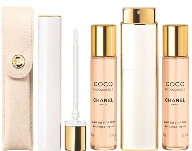 chanel coco mademoiselle touche de parfum 2016 beauty trends and latest makeup collections. Black Bedroom Furniture Sets. Home Design Ideas