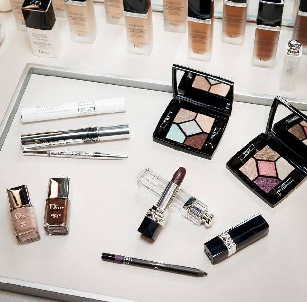 Chanel makeup spring 2018