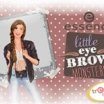 Essence Little Eyebrow Monsters 2016 Spring Collection