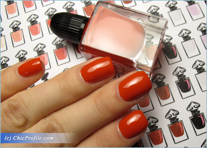 Guerlain Red Heels Nail Polish 2016 Review 7 Beauty Trends And Latest Makeup Collections