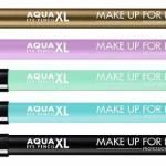 Make Up For Ever Excessive Lash Mascara and Aqua Eye Pencil XL Spring 2016