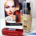 Max Factor Miracle Match Foundation Review, Swatches, Photos