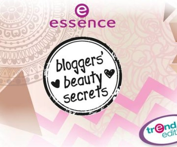 Essence Bloggers' Beauty Secrets 2016