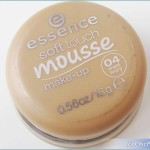 Make up mousse