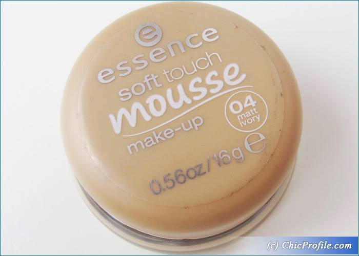 Essence-Soft-Touch-Mousse-Foundation-Matt-Ivory-Review