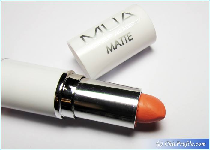 Makeup-Academy-Pouty-Pink-Matte-Lipstick-Review-2