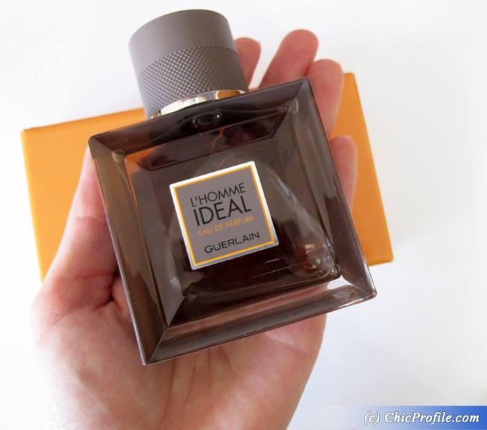 guerlain l 39 homme ideal eau de parfum 2016 beauty trends and latest makeup collections chic. Black Bedroom Furniture Sets. Home Design Ideas