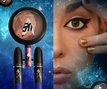 MAC Star Trek Fall 2016 Collection Color Story