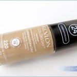 Revlon Colorstay Makeup Foundation 2016 Review, Swatches, Photos