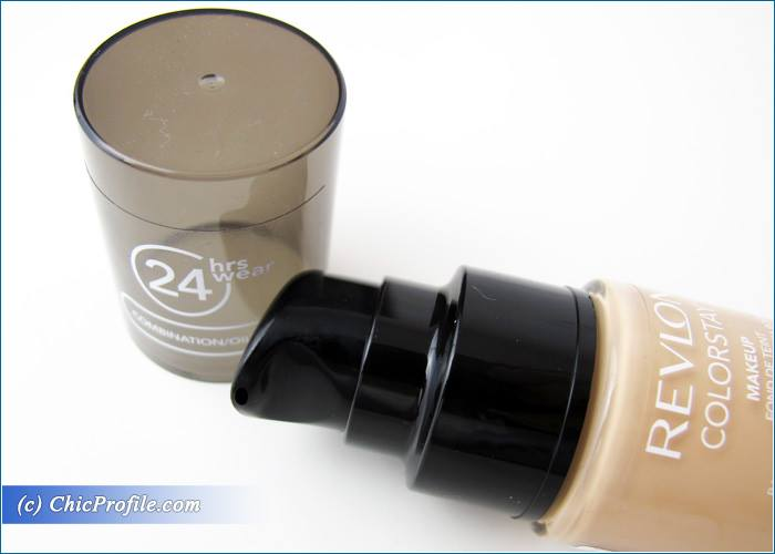 Revlon-Natural-Beige-Colorstay-Foundation-2016-Review-2