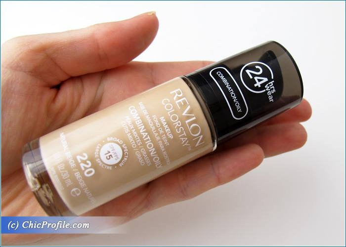 Revlon-Natural-Beige-Colorstay-Foundation-2016-Review-3