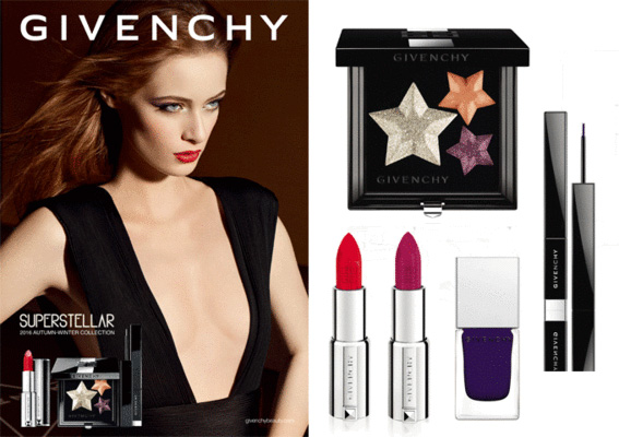 Givenchy-Superstellar-Fall-2016-Makeup