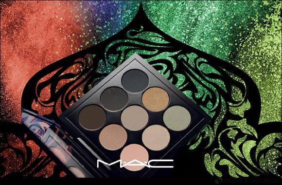 MAC-Smoky-Metallic-Times-Nine-Palette-Ramadan