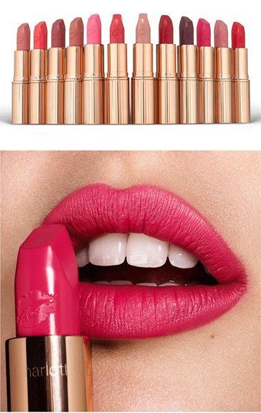 Charlotte Tilbury Hot Lips 2016 Fall Collection