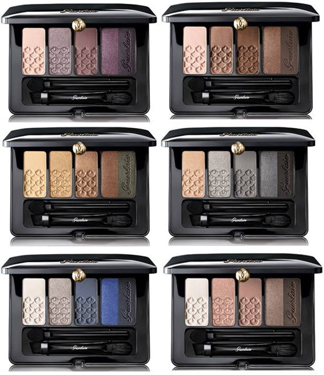 2017 fashion colour trends - Guerlain Fall 2016 Collection Beauty Trends And Latest