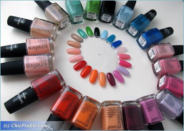 Kinetics-Summer-2016-Solar-Gel-Nail-Polish-Swatches - Beauty Trends ...