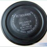 MAC Spellbinder Shadow Retrograde Review, Swatches, Photos