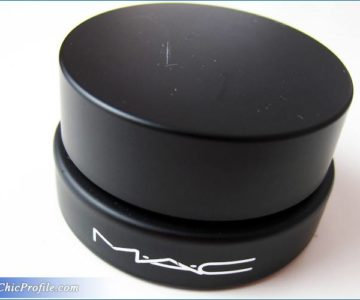 MAC Spellbinder Shadow Dynamically Charged Review, Swatches, Photos