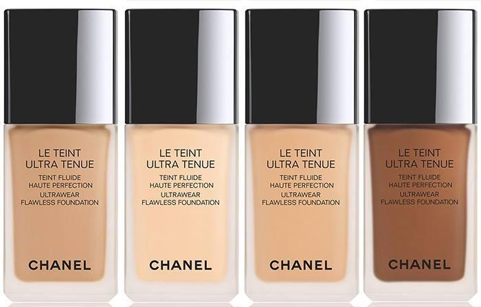 Chanel Teint Ultra Tenue Ultrawear Flawless Foundation