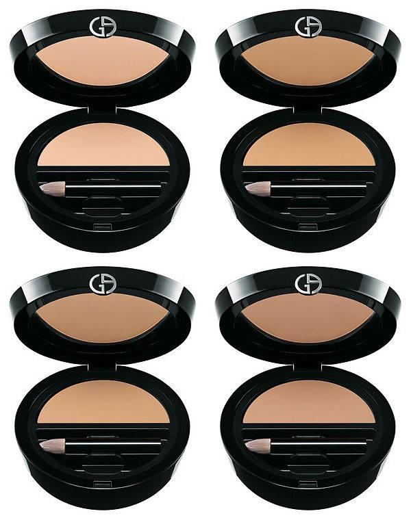 Giorgio Armani Compact Cream Concealer Fall 2016 – Beauty Trends ...