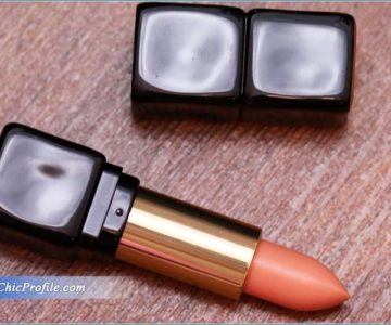 Guerlain Fall In Nude Kiss Kiss Lipstick Review, Swatches, Photos