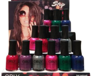 Orly Sunset Strip Holiday 2016 Collection